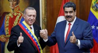 Why NATO Turkey Is Venezuela's Most Passionate Backer Against US Coup