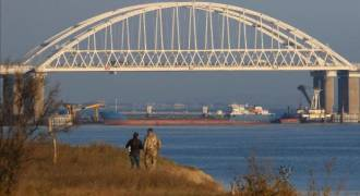 Payback: Russia Is Blockading Ukraine's Ports on the Azov Sea