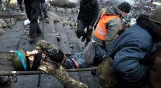 Снайперы Майдана убивали своих. С видео не поспоришь