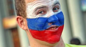 Русский, русский! Где твоя улыбка?