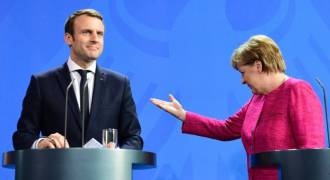 As the narratives erected by the U.S. oligarchy crumble, EU leadership sees the opportunity to jump ship and save their reputation while leaving the U.S. holding the bag.