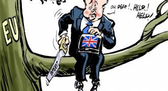 Британский референдум - вторая победа Трампа. Ждем третью