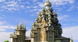 Check out These Wondrous Wooden Churches in Russia