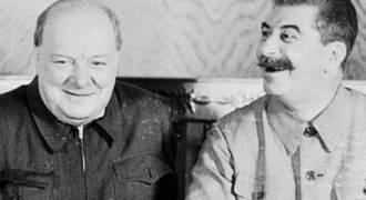 Давайте будем честными: Черчиль, Трумэн и Линдон Джонсон были не меньшими преступниками, чем Сталин