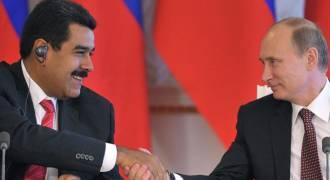 Putin Warns Washington - Back Off! from Venezuela: 'A Gross Violation of International Law'