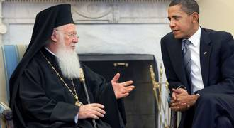 Why the Patriarch of Constantinople Is Tearing the Orthodox Christian World in Half