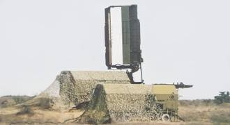 Ukraine Delivers US Radar of the Kind Used on Russia's S-300 Air Defenses