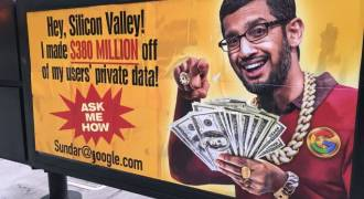 Google's CEO Lies to Congress, Says Google NOT Biased, Hilarity Ensues, Alex Jones Chases Him Down the Hall (Video)
