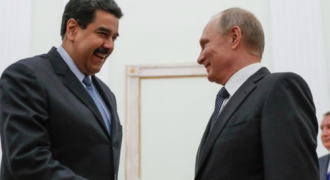 Russia Sends 'Security Contractors' To Venezuela To Protect Maduro