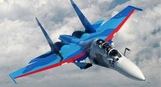 The Latest Russian Fighter Jet Blows America's Away
