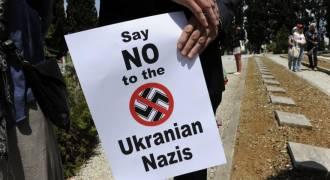 Нацистские издержки свидомого воспитания молодежи (Видео)