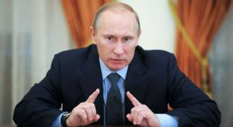 Putin to Western Elites:  Playtime is Over