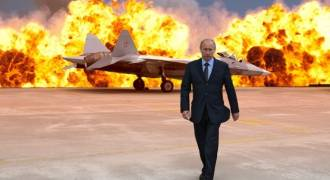 The Bear Awakens: 355 ISIS Targets Destroyed by Russian Air Force in Last 48 Hours