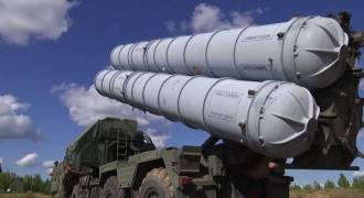 Russian MoD Releases Footage of Ongoing Syrian Air Defense Crews Training on S-300s (Video)