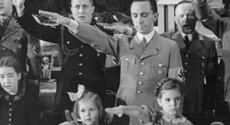 A Reader from Russia Writes in to Rebut Goebbels' Editorial on Influence of Jewish Elites