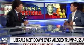 Tucker: Trump Won't Get Anything Done, But He's Invaluable Just the Same
