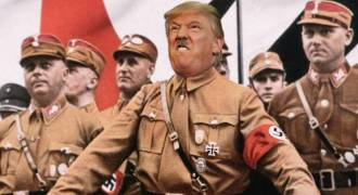 Media Stops Calling Trump a Nazi. What's Going on?