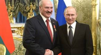 Belarus Looking at Economic Crisis If Lukashenko Fails to Secure Deal With Russia, IMF Says