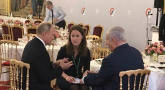 Netanyahu Fails to Mend Russia Ties in Paris
