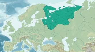 A Very Cool Animation of Russia's Borders 1462 to 2018 (VIDEO)