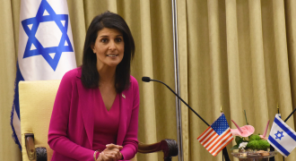Shocking Video of Nikki Haley Groveling and Pandering at AIPAC Event (Israel Lobby)