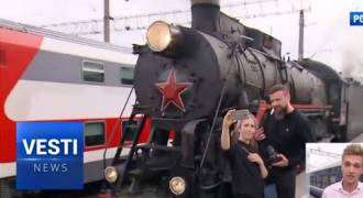 New 19th c. Luxury-Retro Tourist Train Now on the Trans-Siberian Express, Moscow - Beijing.