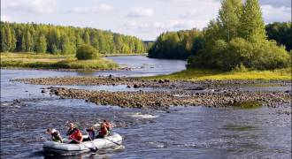 Karelia - Russia's Stunning Border with Finland - Forests, Canyons, Monasteries (Video)