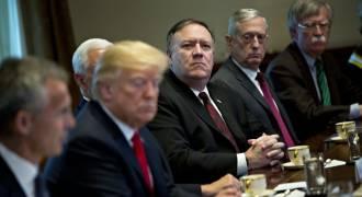 Pompeo & Bolton: Trump's Tag Team of Death and Destruction