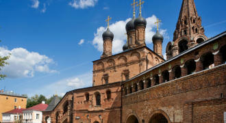 Krutitsky Court: An Excursion into Moscow's Medieval Past