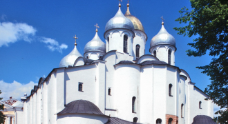 Divine Wisdom in Novgorod the Great