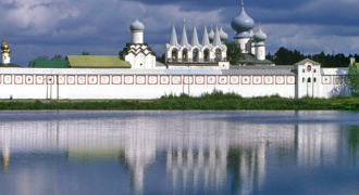 The Tikhvin Monastery: From Sacred Site to Lifeline for Besieged Leningrad and Back