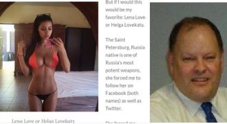 Джоэл Хардинг – натовский поклонник подростковой порнографиии и исключительный король троллей (Часть 2)