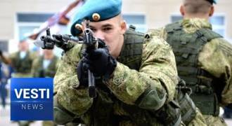 Inside an Elite Russian Paratrooper Training Academy - Excellent In-Depth Russian TV Report