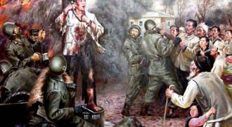 US Atrocities in Korean War - Chem and Bio Weapons, Mass Civilian Bombing and Execution