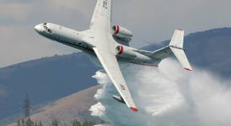 US to Fight Wildfires With Russian Firefighting Aircraft