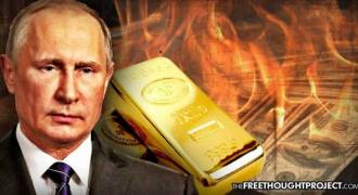 Sanctioned Russia Records 3.6% Budget Surplus as Share of GDP in 2018