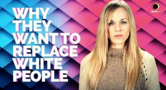 Russian-American Activist Explains: There Really IS a Plan to Replace White People in the West (Red Ice)