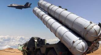 S-300 vs F-35: Stealth and Invincible Are Not Synonymous