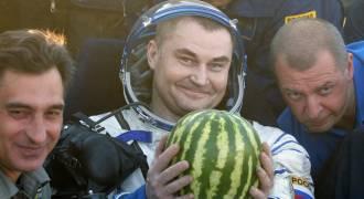 American and Russian Astronauts Make Safe Emergency Landing in Kazakhstan