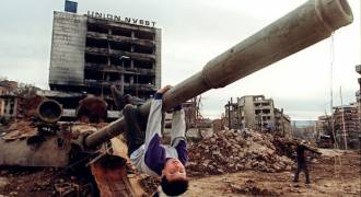 Lies CNN Told You: The Famous 'Siege' of Sarajevo 1992-95 Was No Such Thing