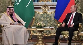 Putin Says Can Not Justify Sacrificing Saudi Relations Over Khashoggi Affair