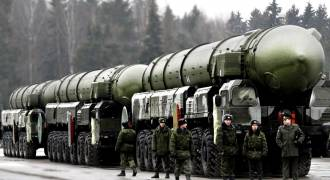 Russia Has Dramatically Boosted Spending on Nuclear Weapons