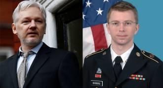 Manning and Assange Are in Jail. History Trembles