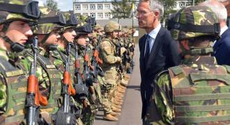 Dismantle NATO, Close Down 800 US Military Bases, Prosecute the War Criminals