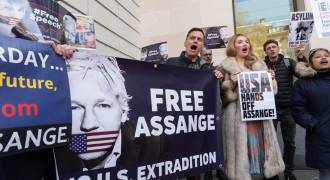 Assange's Arrest Was an Act of Revenge by US Government