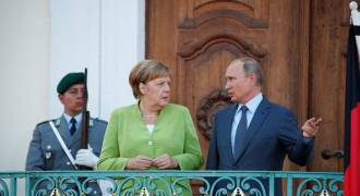 Germany to Sit Out UK-Led Maneuvers on Russia's Doorstep, Seeks to Cut Deals With Moscow