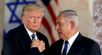 Grovel, Grovel! — Trump Licks Netanyahu's Boots and Declares Undying Love for 'Aggressive' Israel
