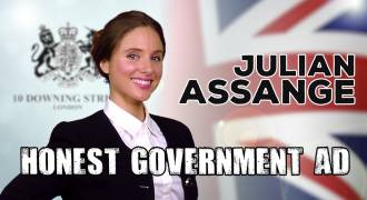 WATCH: Very Funny Video Ridiculing the Assange Travesty