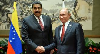 As Venezuela Festers, Russians Wake Up to America's Blind Hate