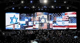 With AIPAC in Town, US Elite Line Up to Pledge Loyalty to Jewish Power